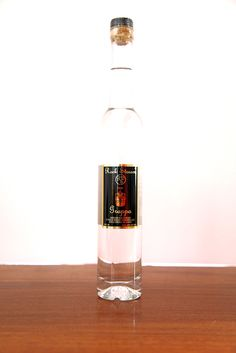 This smooth Grappa is made from distilled grape skins.  A double gold winner two years in a row at the New York Wine and Food Classic, this Italian-style Brandy contains 40% alcohol.
