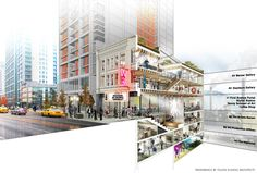 W3Seattle- a virtual space with virtual, often impossible, exhibitions and events