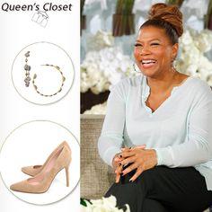 Queen Latifah Wardrobe: March 4, 2014