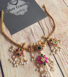 Silver Jewellery Online, Gold Jewellery Design, Beaded Jewelry, Silver Jewelry, Silver Necklaces, Silver Rings, Gold Necklace, Simple Jewelry, Fine Jewelry