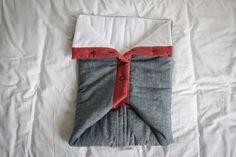 Wassup kiddo ?: Un autre truc moelleux (nid d'ange) / Baby sleeping bag