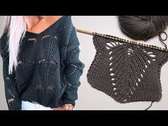 Tatting, Knit Crochet, Pullover, Model, Sweaters, Tops, Fashion, Knitting And Crocheting, Vestidos