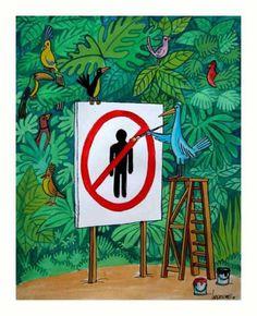 Prohibidos los hombres