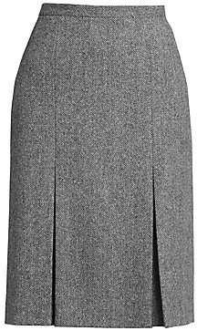 Maison Margiela Women's Wool Chevron Bell Skirt African Fashion Skirts, African Dresses For Kids, Long Skirt Fashion, Long Skirt Outfits, Pencil Skirt Outfits, Women's Fashion Dresses, Mustard Skirt, Designer Anarkali Dresses, Lace Dress Styles