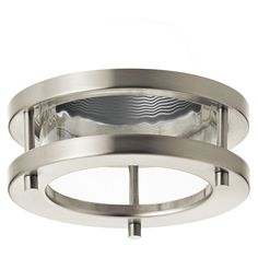 Kichler Marita Brushed Nickel With A Silver Baffle Baffle Recessed Light Trim (Fits Housing Diameter: 30509 Nickel Finish, Brushed Nickel, Recessed Lighting Trim, Paint Colors For Home, Lowes Home Improvements, Lighting Solutions, Cool Lighting, Glass Shades, Clear Glass