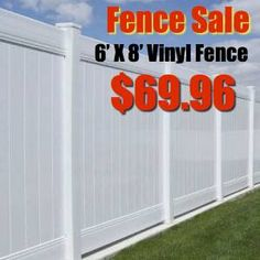 "south jersey for sale ""vinyl fence"" - craigslist"