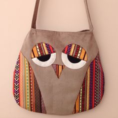 Owl bag.
