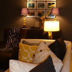 Zebra Print Design, Pictures, Remodel, Decor and Ideas - page 29