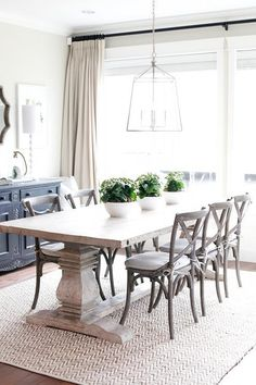 13 best curtains in dining rooms images dining room curtains rh pinterest com