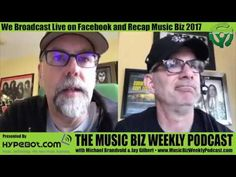 How to Use the New Facebook Live with Guest Feature and a Recap Music Biz 2017   Michael Brandvold Marketing