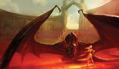 """GRR Martin """"a Song of Ice and Fire"""" by marc simonetti, via Behance"""