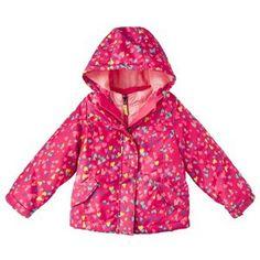 Cherokee® Infant Toddler Girls' 4 in 1 System Jacket