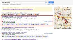 """Quando o cliente nos procurou, o mesmo não aparecia no Google, nem na busca orgânica e nem nos Links Patrocinados. A D2B Comunicação então propôs a construção de um novo site totalmente otimizado para o Google, além da execução de técnicas off-site. Após o intenso trabalho realizado, a JMC Comercial Elétrica conquistou a primeira posição no Google com a palavra """"Material Eletrico"""" e a terceira posição com a palavra """" Materiais Eletricos""""."""
