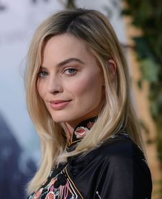 Margot Robbie --Be your own Whyld Girl with a wicked tee today! http://whyldgirl.com/tshirts