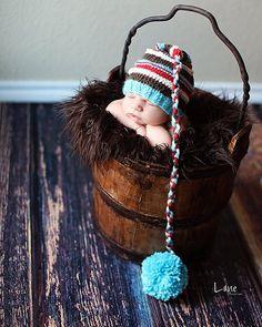 STOREWIDE SALE - Chocolate - Soft, Cozy, Cuddly Faux Fur Nest - Perfect Newborn Photography Prop - Plush Long Pile