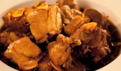 This chicken n' pork recipe is special enough to be served for dinner and can even be prepared at family cookouts by the beach! A certified classic. Chicken Pork Recipe, Chicken Recipes, Filipino Recipes, Asian Recipes, White Meat, Food Preparation, Pork Recipes, Chicken Wings, Make It Simple