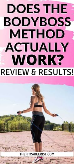 When it comes to fitness programs for women, there are a lot to choose from! One of the most popular ones available online is The Bodyboss Method, a HIIT program that claims to get you in the best shape of your life in 12 weeks. But does it really help you lose weight and tone up? I completed the program and here are my honest thoughts and results. #bodyboss #fitnessprograms #weightlosstips #exercisetips #fitnesstips Health And Fitness Apps, Fitness Tips, Fitness Motivation, Best Cardio Workout, Fun Workouts, Body Workouts, Workout Programs For Women, Fitness Programs, Body Boss Method