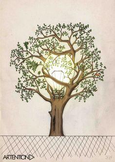 Livets träd.