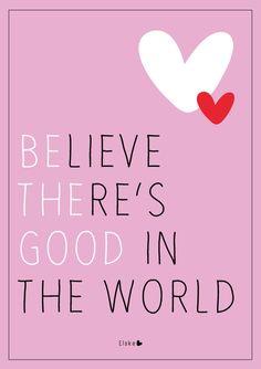 Be the good | Elske | www.elskeleenstra.nl