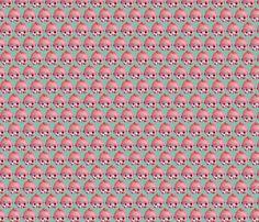 Kewpie Addiction! fabric by yukittenme on Spoonflower - custom fabric