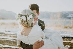 Wedding hair idea. Updo.