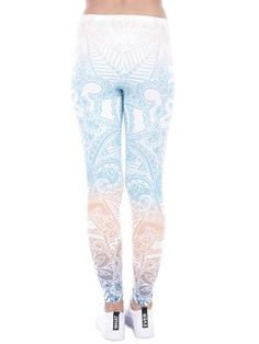 Mandala Print, Fitness Products, Print Leggings, Online Fashion Stores, Affordable Fashion, Fitness Fashion, Chiffon, Bodysuit, Collections