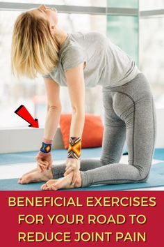 #Beneficial #Exercises #Road #Reduce #Joint #Pain
