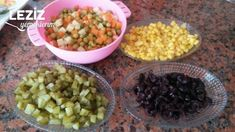 Borcamda Ev Yapımı Kumpir (Muhteşem Lezzet) - Leziz Yemeklerim Beans, Iftar, Kfc, Vegetables, Pesto, Food, Meal, Beans Recipes, Essen