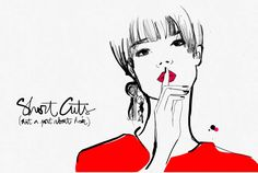 short cuts (clothes) / Garance Doré