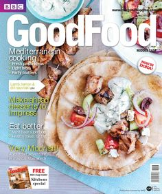 BBC Good Food Middle East Magazine | May 2013