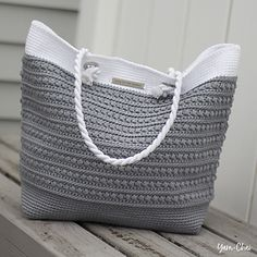 The Malia Shoulder Bag is a 3-part crochet-along with parts released on March 13, 20, and 27 (2018). This gorgeous bag incorporates a stunning mercerized cotton yarn, grommets (or eyelets), and rope handles for a beautiful, durable, and washable accessory.
