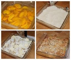 great peach cobbler easy and delicious!