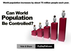 Can #World #Population be controlled?