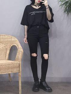 46 Korean Outfits To Update You Wardrobe This Winter - Daily Fashion Outfits Korean Girl Fashion, Korean Fashion Trends, Korean Street Fashion, Ulzzang Fashion, Korea Fashion, Kpop Fashion, Daily Fashion, Fashion Fall, Fashion Men