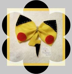 pokemon bow paper - Google Search