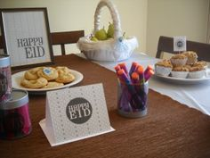 modernEID cupcake topper and gift card