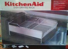 KitchenAid Dish Drying Rack Stainless Steel by KitchenAid. $54.99
