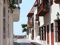 Cartagena, Colombia colonial en sus calles