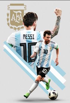 Lionel Messi // Argentina // World Cup 2018 // FC Barcelona // Soccer Messi 10, Messi Soccer, Messi And Ronaldo, Fc Barcelona, Lionel Messi Barcelona, Barcelona Football, Messi Argentina 2018, Argentina Football, Animal Illustrations