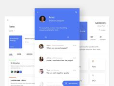 Team tasks and chat application with a beautiful indigo colors by @nicola.baldo . . . . Tag @ui.inspirations in your UI designs or use #uiinspirations if you want us to feature your work! . . . . #userinterface #graphicdesign #webdesign #designinspiration #digitaldesign #ui #ux #uidesign #appdesign #dailyinspiration #graphicdesignui #uitrends #interface #design #uiux #webdesigner #designlove #dailyui #productdesign #creative #mobileui #uxdesigner #uidesigner #dribbble #tech #uxdesign