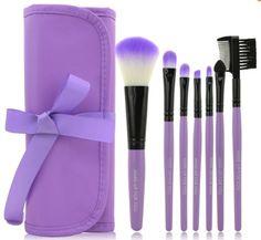 ACEVIVI Professional Makeup Brush Set Kit Cosmetic Brushes Tools Make Up Pincel Maquiagem Foundation Powder Blush Eyeliner Beauty Brushes, Eye Makeup Brushes, It Cosmetics Brushes, Makeup Cosmetics, Lip Brushes, Makeup Sponges, Cosmetic Brush Set, Cosmetic Sets, Cosmetic Bag