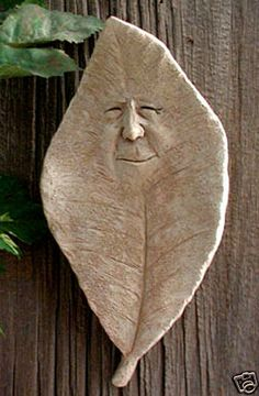 leaf face, idk I just think it's cute.