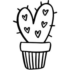 Silhouette Design Store - New Designs to drawing cactus Silhouette Design Store Cactus Drawing, Cactus Art, Cactus Decor, Cactus Plants, Silhouette Design, Cactus Silhouette, Silhouette Store, Doodle Drawings, Doodle Art