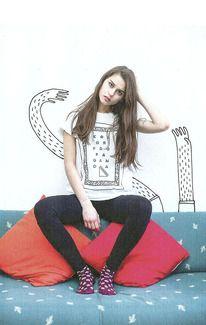 Color Propaganda Spring Collection 2013 Lookbook on Behance — Designspiration
