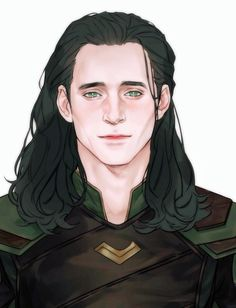 Credit to the artist* One of the most beautiful Loki Art I have ever seen <3  Sry don't know the artist ( panna_cotta) I guess,...