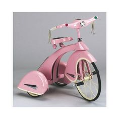 Airflow Collectibles Sky Princess Tricycle in Pink