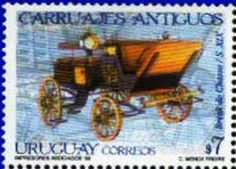Uruguay - Carruajes