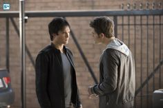 "The Vampire Diaries ""We Have History Together"" S8EP8"