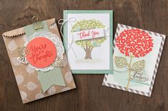 Check out some of the gorgeous projects you can make with the Thoughtful Branches stamp set and thinlit set bundle! #stampinup #thoughtfulbranches