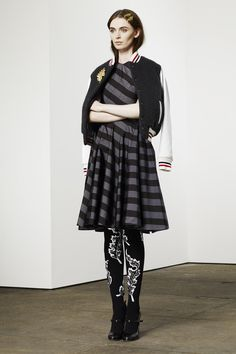 Thom Browne Pre-Fall 2014 - Review - Fashion Week - Runway, Fashion Shows and Collections - Vogue